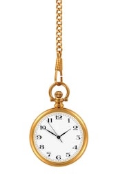 Gold-pocket-watch-