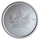 Silber Maple Leaf 1 Unze  differenzbesteuert